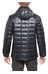 Columbia Trask Mountain Jas Heren 650 TurboDown Hooded zwart